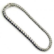 14ct Sapphire bracelet