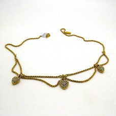 Edwardian Heart Necklace.