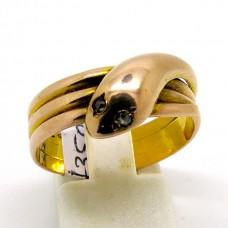 Victorian Snake ring.