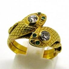 1900's Snake ring.