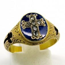 Bishops ring.