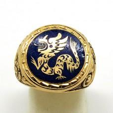 Gents German ring.