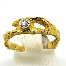1980's Lapponia Diamond ring.