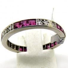 1920's Art deco eternity ring.