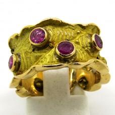 1970's Ruby ring.