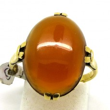 1920's Agate ring.