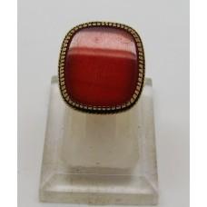 1900 9ct Cornelian ring
