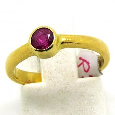 18ct Ruby ring